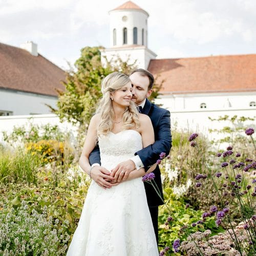 Hochzeit Schloss Neuhardenberg